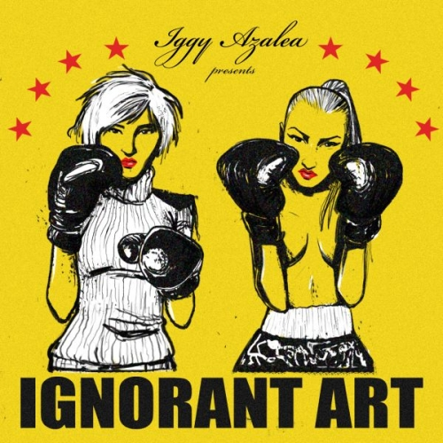 Ignorant Art - Iggy Azalea | MixtapeMonkey.com