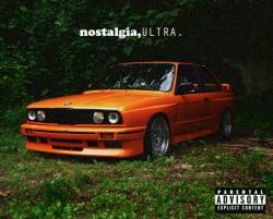 nostalgia, ULTRA - Frank Ocean