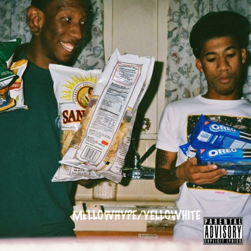 Yellowhite - MellowHype | MixtapeMonkey.com