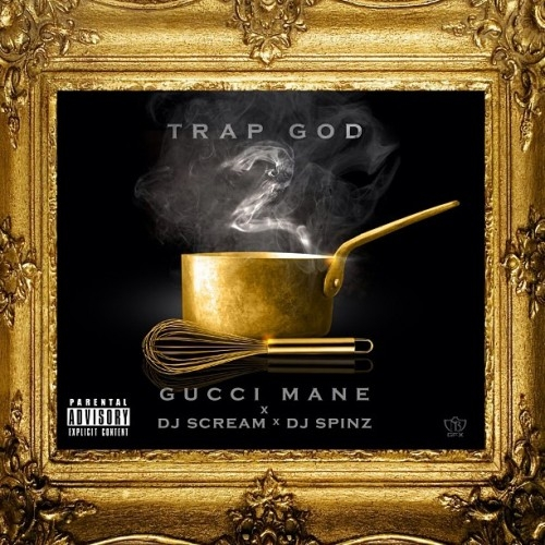 Trap God 2 - Gucci Mane | MixtapeMonkey.com