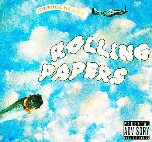 Rolling Papers - Domo Genesis | MixtapeMonkey.com