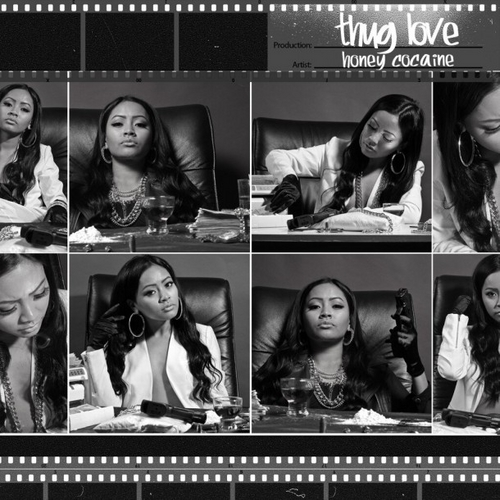 Thug Love - Honey Cocaine | MixtapeMonkey.com