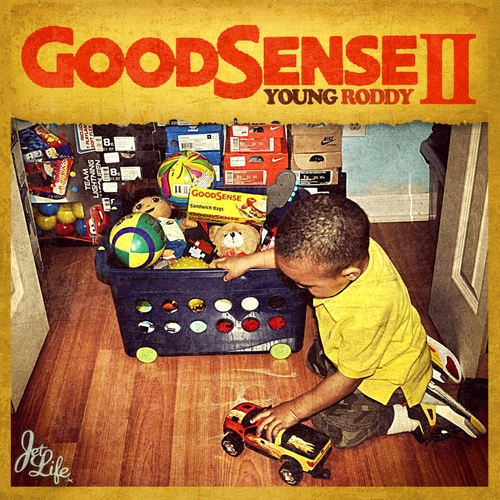 Good Sense 2 - Young Roddy | MixtapeMonkey.com