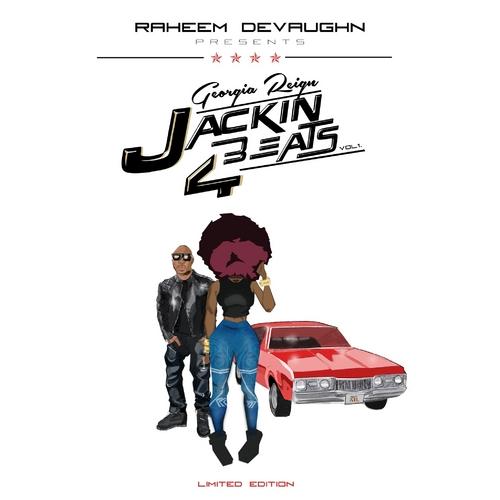Jackin 4 Beats Vol 1 - Georgia Reign | MixtapeMonkey.com