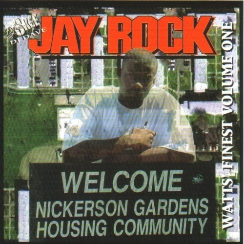 Watts Finest Vol. 1 - Jay Rock | MixtapeMonkey.com