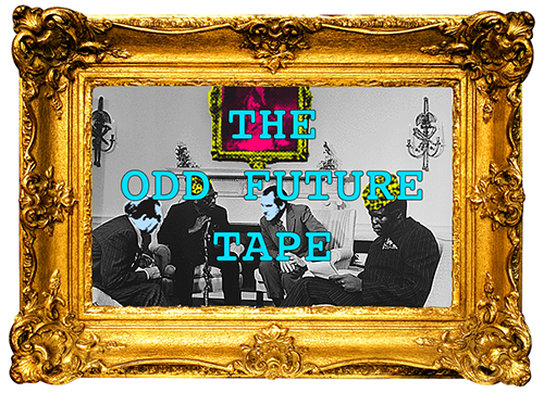The Odd Future Tape - OFWGKTA | MixtapeMonkey.com