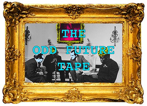 The Odd Future Tape - OFWGKTA | MixtapeMonkey.com