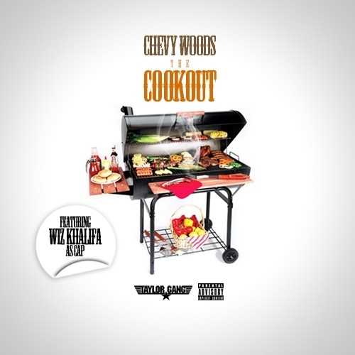 The Cookout - Chevy Woods | MixtapeMonkey.com