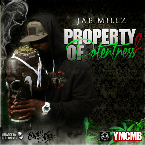 Property Of Potentness 2 - Jae Millz | MixtapeMonkey.com