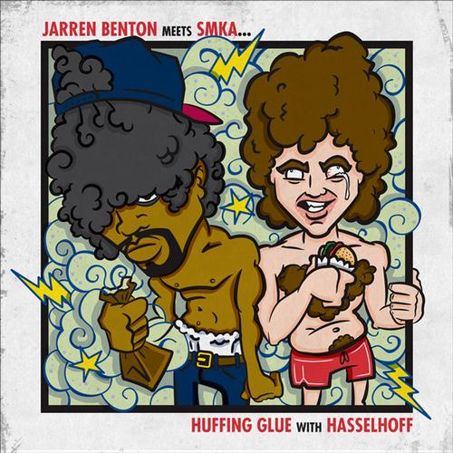 Huffing Glue With Hasselhoff - Jarren Benton   MixtapeMonkey.com