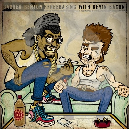 Freebasing With Kevin Bacon - Jarren Benton | MixtapeMonkey.com