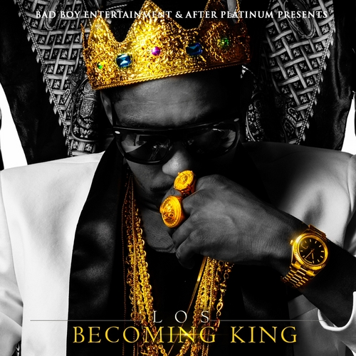 Becoming King - King Los | MixtapeMonkey.com