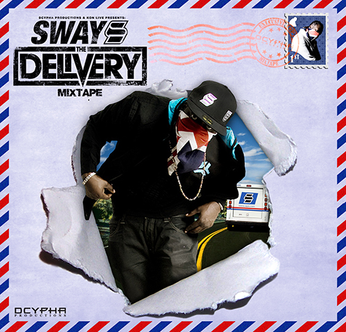 The Delivery Mixtape - Sway | MixtapeMonkey.com