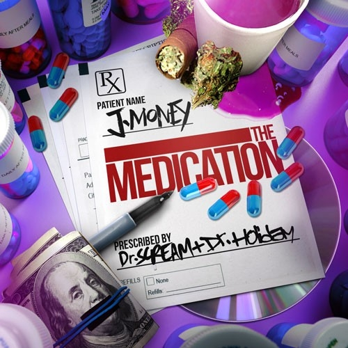 The Medication - J Money | MixtapeMonkey.com