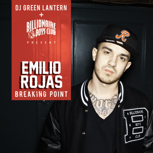Breaking Point - Emilio Rojas | MixtapeMonkey.com