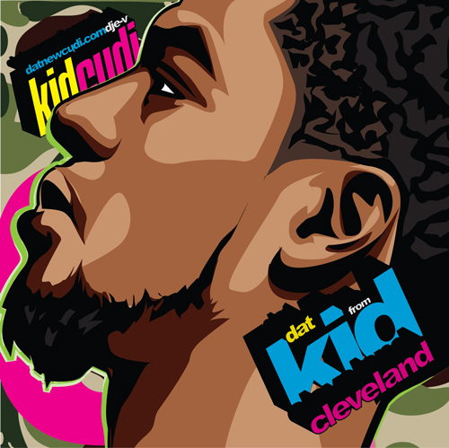 Dat Kid From Cleveland - Kid Cudi | MixtapeMonkey.com