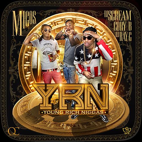 Young Rich Niggas - Migos | MixtapeMonkey.com