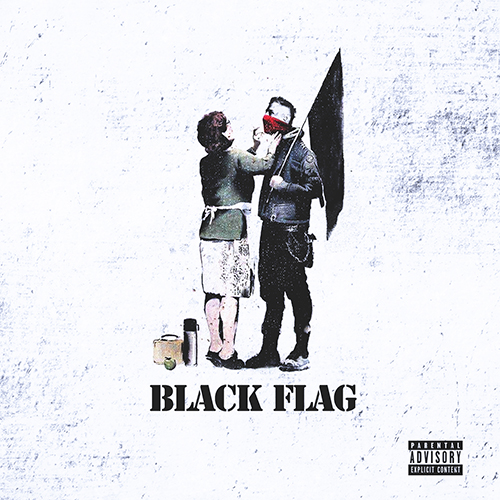 Mixtapemonkey Machine Gun Kelly Black Flag