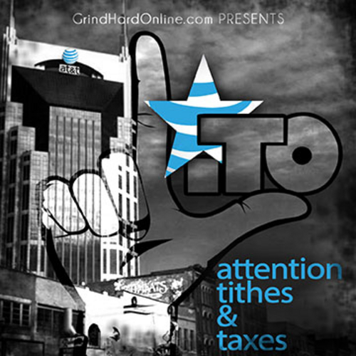 Attention, Tithes & Taxes EP - Starlito | MixtapeMonkey.com