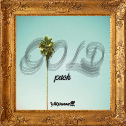 Gold Pack. - Wolf Paradise + | MixtapeMonkey.com