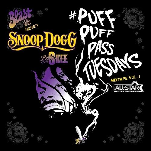 Puff Puff Pass Tuesdays  - Snoop Dogg | MixtapeMonkey.com