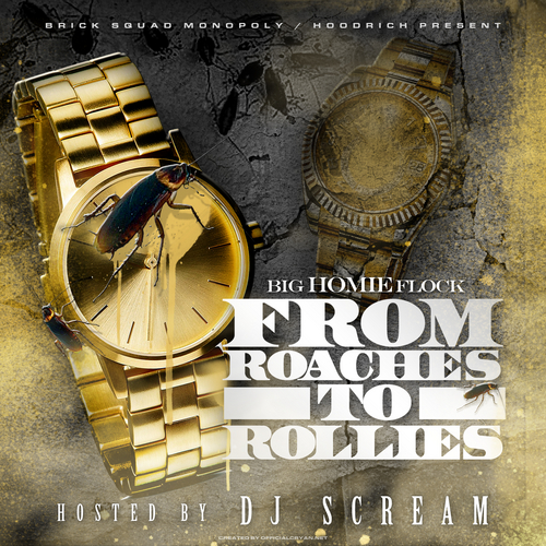 From Roaches To Rollies - Waka Flocka | MixtapeMonkey.com