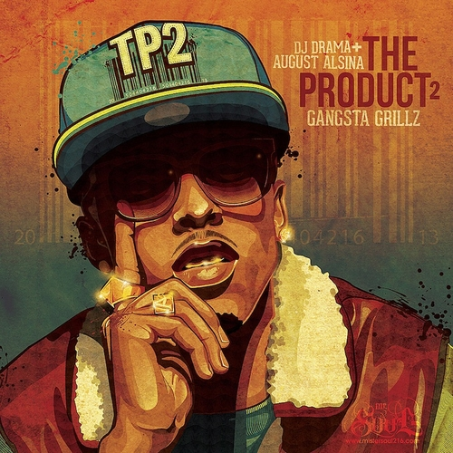 The Product 2 - August Alsina | MixtapeMonkey.com