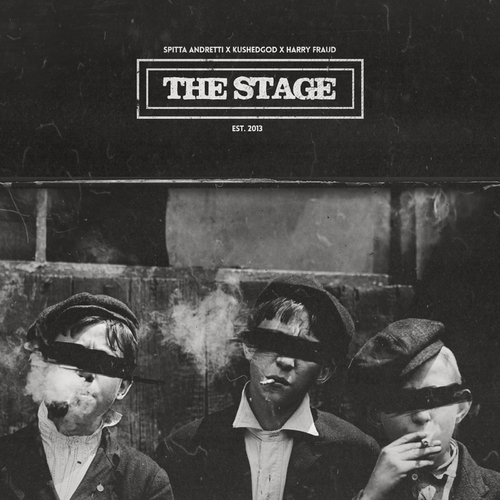 The Stage EP - Curren$y & Smoke DZA | MixtapeMonkey.com