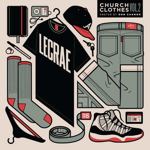 Church Clothes 2 - Lecrae | MixtapeMonkey.com