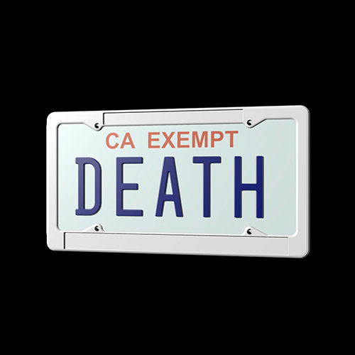 Government Plates - Death Grips | MixtapeMonkey.com
