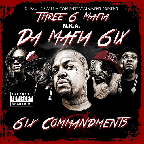 6ix Commandments - Da Mafia 6ix | MixtapeMonkey.com