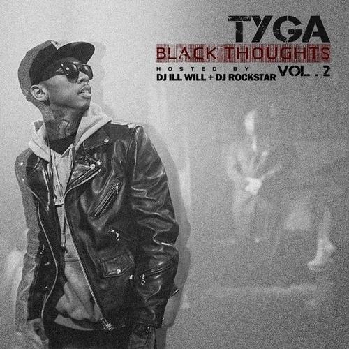 Black Thoughts 2 - Tyga | MixtapeMonkey.com