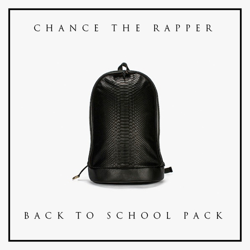 Back To School Pack EP - Chance The Rapper | MixtapeMonkey.com