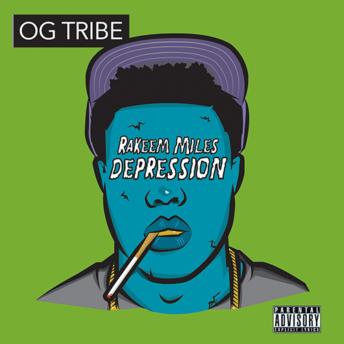 Depression - Rakeem Miles | MixtapeMonkey.com