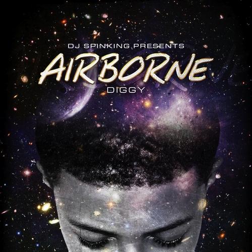 Airborne  - Diggy Simmons | MixtapeMonkey.com