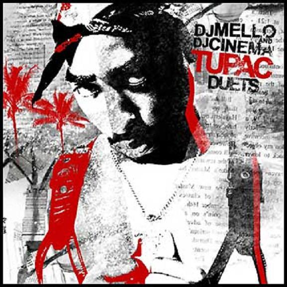 Tupac Duets  - Tupac  | MixtapeMonkey.com