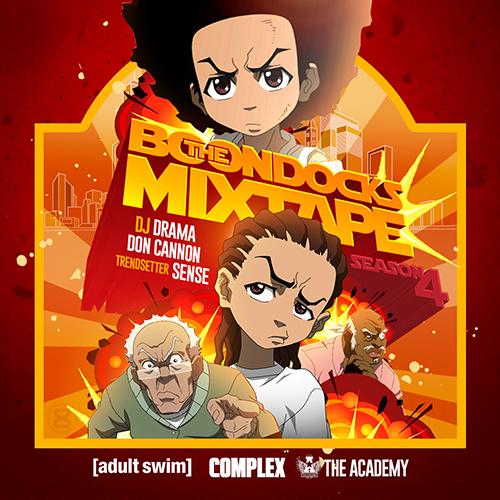 Mixtapemonkey the boondocks adult swim the boondocks mixtape season 4 - Boondocks season download ...