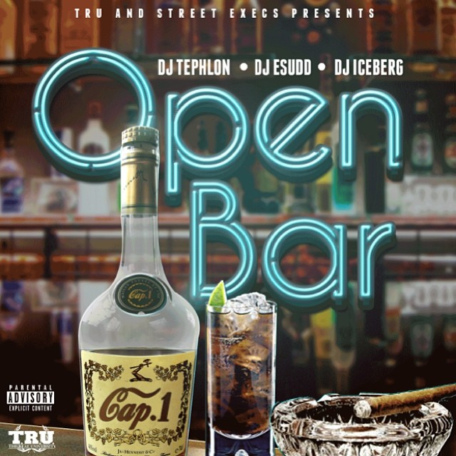 Open Bar - Cap 1 | MixtapeMonkey.com