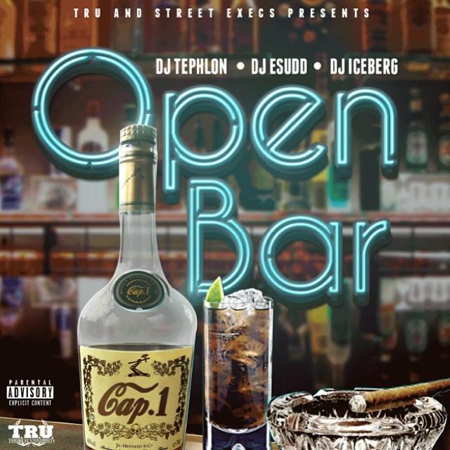Open Bar - Cap 1 | MixtapeMonkey.com