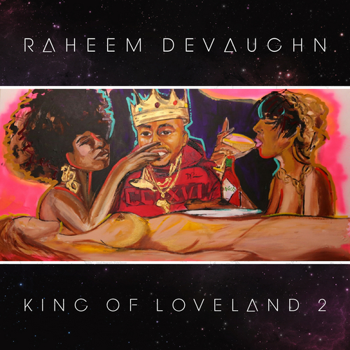 King Of Loveland 2 - Raheem DeVaughn | MixtapeMonkey.com