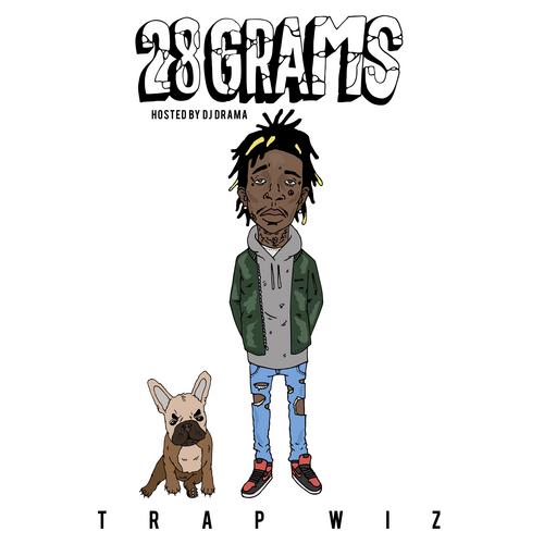 28 Grams - Wiz Khalifa | MixtapeMonkey.com