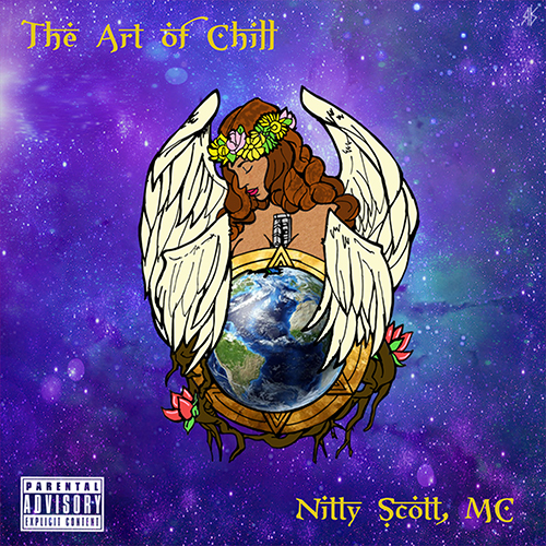 The Art of Chill - Nitty Scott, MC | MixtapeMonkey.com